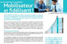 Le mentorat en entreprise: Mobilisateur et fidélisant!
